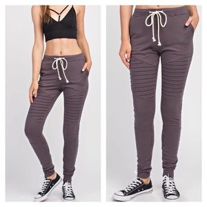 Pants - Moto >>NEW<< Joggers with Pockets
